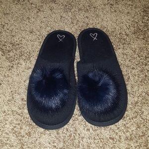Victoria's Secret Slippers Sz Large